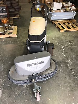 "Pioneer Eclipse (Barracuda) 30"" Propane Floor Stripper"