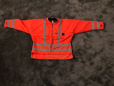 Brand new in box STIHL Class 1 Chainsaw Coat/Jacket XXL