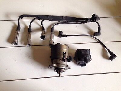 VW Polo MK3 / 6N 1.0 Distributor 03090520 , With Leads And Coil Pack.