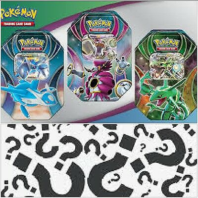 Pokemon Cards Mystery Power Tins!!!, More than 200 cards inside!!!