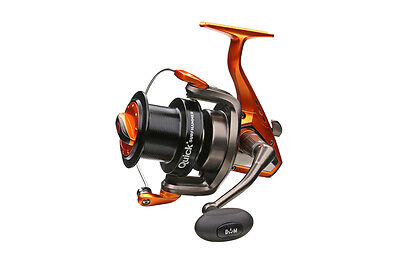 New DAM QUICK SURFHAMMER 360 FD - High Quality Surf Spinning Reels