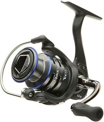 New DAM QUICK ZUNE 4000 - Quality Front Drag Spinning Reels