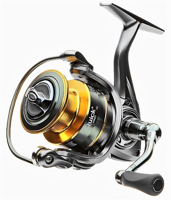 New DAM QUICK AMMO 430 FD - Quality Front Drag Spinning Reels