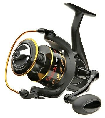 New DAM QUICK COMBAT 7000 FD - HIGH QUALITY BIG-PIT/ BIG FISH SPINNING REEL