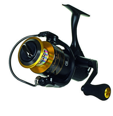 New DAM QUICK RETRO 100 FD - HIGH END SPINNING REEL