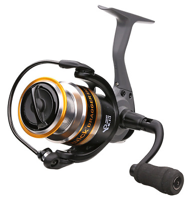 New DAM QUICK DRAGGER 550 FD- Quality Front Drag Spinning Reel