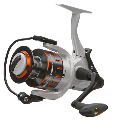 New DAM QUICK ENDURA 555 FS - High Quality BaitRunner/ Free Spool Spinning Reel