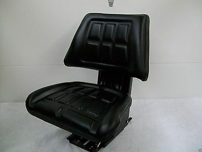 Ford / New Holland 2000, 2600 2610 2910 Universal Tractor Suspension Seat   #if
