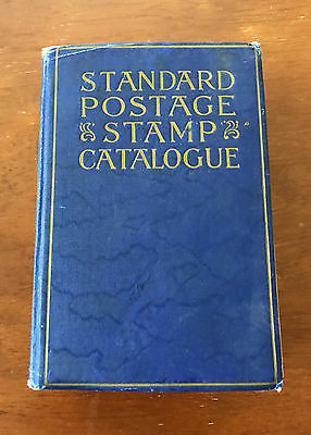SCOTT's STANDARD POSTAGE STAMP CATALOGUE  for 1929