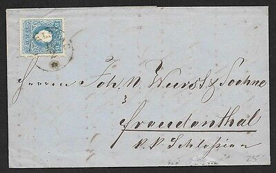 (111cents) Austria Very Early Cover