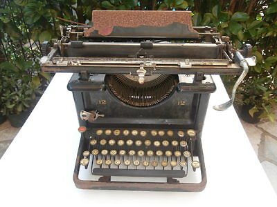 Remington 12 Typewriter