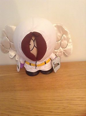 SOUTH PARK Kenny Angel Plush Rare Limited Edition Toy With Tags