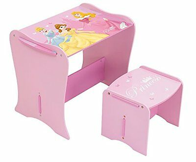 Disney Princess Kids Desk & Stool By Hellohome Sturdy New UK SELLER UK SELLER