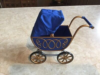 Authentic American Girl ANGELINA BALLERINA'S PRAM Stroller Carriage