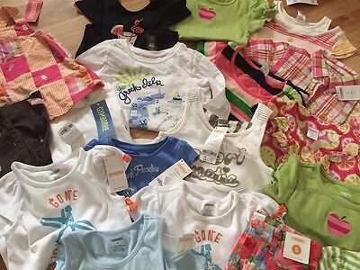 Gymboree Wholesale Lot NWT Over $275 Retail