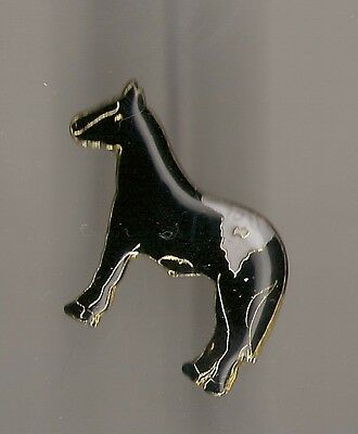 Vintage Appaloosa Horse small b2 old enamel pin