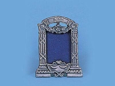 Lovely Stand Alone  Silver Picture Frame-   Dolls House  - 1.12 Scale Miniature