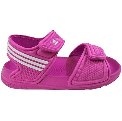New ADIDAS AKWAH 9 I Infant Girls-Boys Kids Unisex Child SANDALS Shoes 4-5-6-7-8