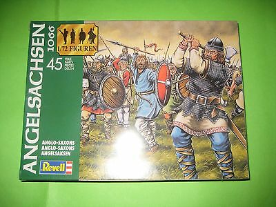 Anglo-Saxon By Revell Figures 1/72 - Ref.2551
