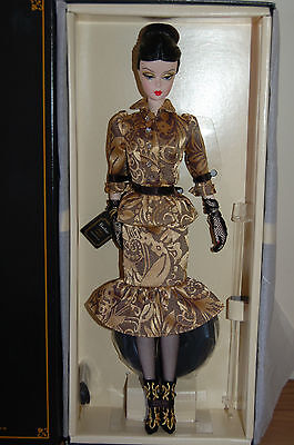 2014 Gold Label Silkstone BFMC LUCIANA Barbie - BRAND NEW