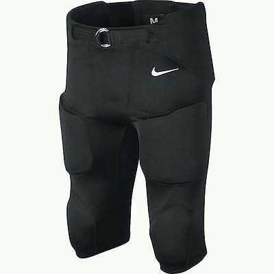 New Nike Youth Boys Recruit Integrated 2.0 Football Padded Pants M 8-10