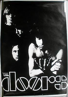 Rare The Doors Vintage Music Poster