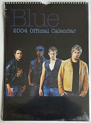 Blue 2004 Official Calendar