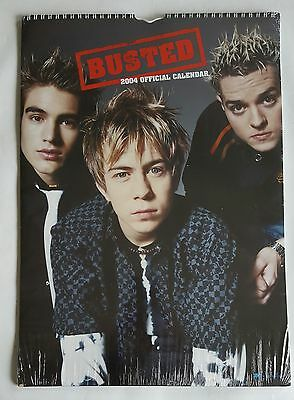 Busted 2004 Official Calendar