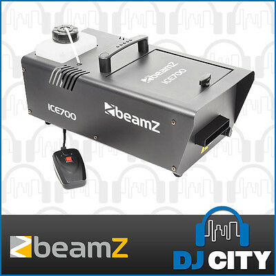 Beamz ICE-700 Ice Fogger Machine 700W Low Lying Fog Dry Ice Machine