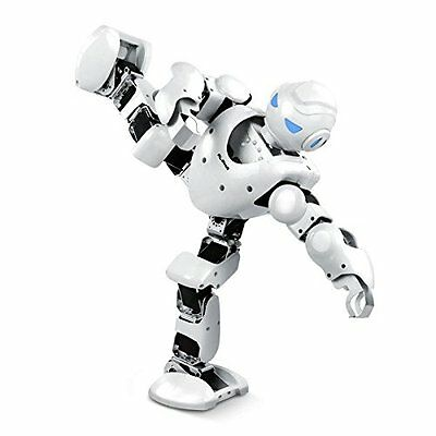UBTech Alpha 1S: The First Humanoid Robot Designed for the Family (White)