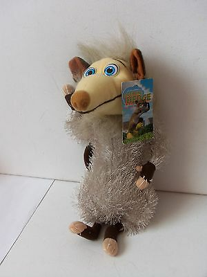Dreamworks Over The Hedge Ozzie The Possum Plush Soft Wild Animal Figure W. Tag