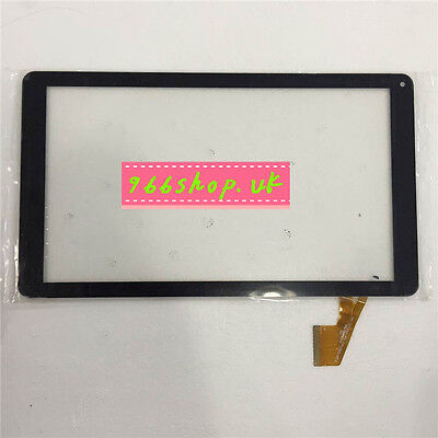 New For DH-1012A2-PG-FPC062-V5.0 10.1 -inch Touch Screen Glass Digitizer
