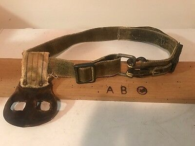 American Bridge Company quick release tool belt with scabbor