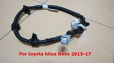 toyota hilux revo 2015 17 plug and wiring connect to back up camera Toyota Revo Hilux Interior toyota hilux revo 2015 17 plug and wiring connect to back up camera