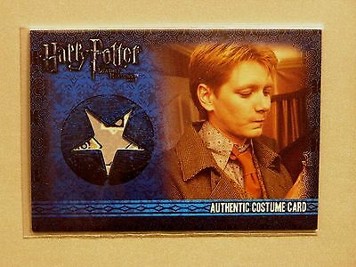 Harry Potter-DH Pt 1-Authentic-Costume Card-James Phelps-Fred Weasley-C13