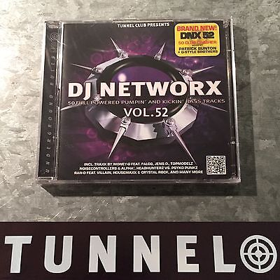 2Cd Tunnel Dj Networx Vol. 52