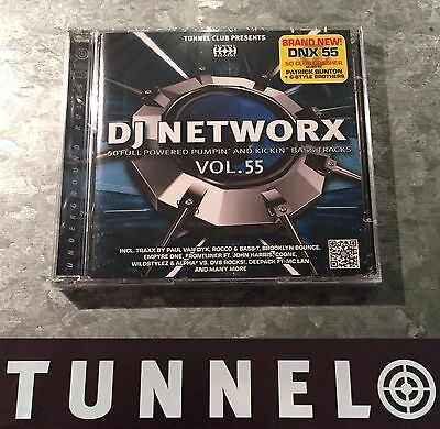 2Cd Tunnel Dj Networx Vol. 55