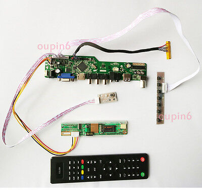 "TV T.VST59 HDMI CVBS RF Controller Kit for LCD LP171WP4(TL)(B1) 17"" 1440X900"