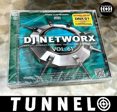 2Cd Tunnel Dj Networx Vol. 61