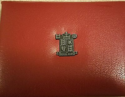 1993 Great Britain Proof Coin Set - 8 Coins