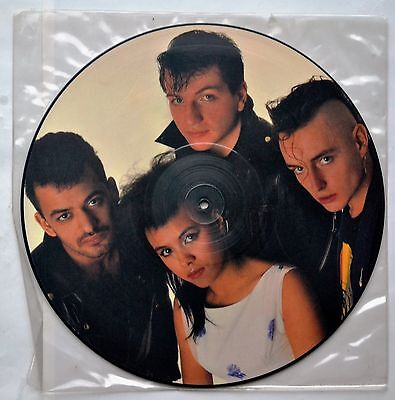 Adam Ant / Adam and the  Ants LP Bow Wow Wow When the Going  gets picture disc