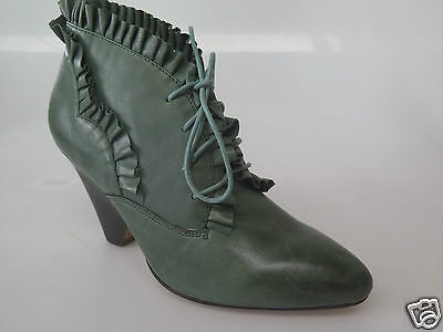 Django & Juliette - new ladies leather ankle boot size 37 #4