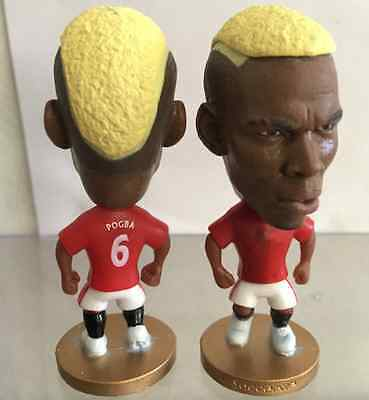 Soccer Football Paul Pogba Manchester United Action Figure