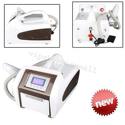 ND YAG 1064&532nm Eyebrow Remover Machine Skin Care Beauty Machine Solid