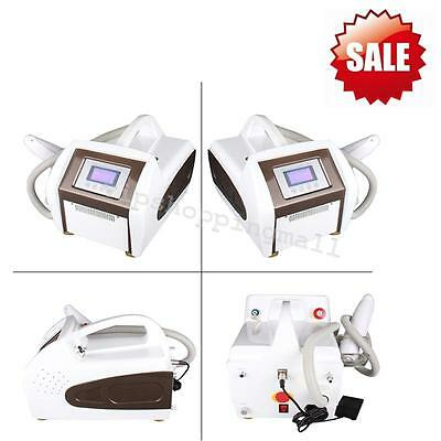 Fashion ND YAG Laser Tattoo Removal 1064&532nm Freckle Eyebrow Pigment Remover