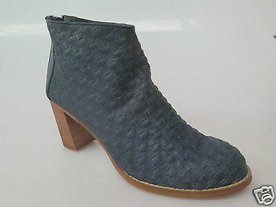 Gamins - new ladies leather ankle boot size 37 #6