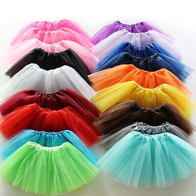 Classic Elastic Adult Dance Jazz Tap Ballet Tutu Skirt Tulle Dress Skate Dress