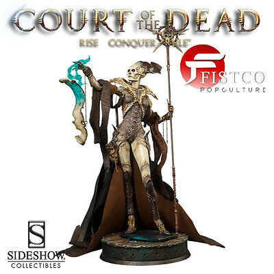 COURT OF THE DEAD - Xiall, the Great Osteomancer Premium Format Statue (Sideshow