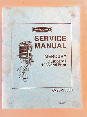 1976/84 Mariner Outboard Engines 2Hp - 48Hp Inc. Electric Models Worshop Manual