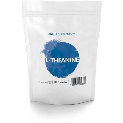 L-Theanine  |  250mg  |  Veggie Capsules  |  Promotes Cognition and Relaxation